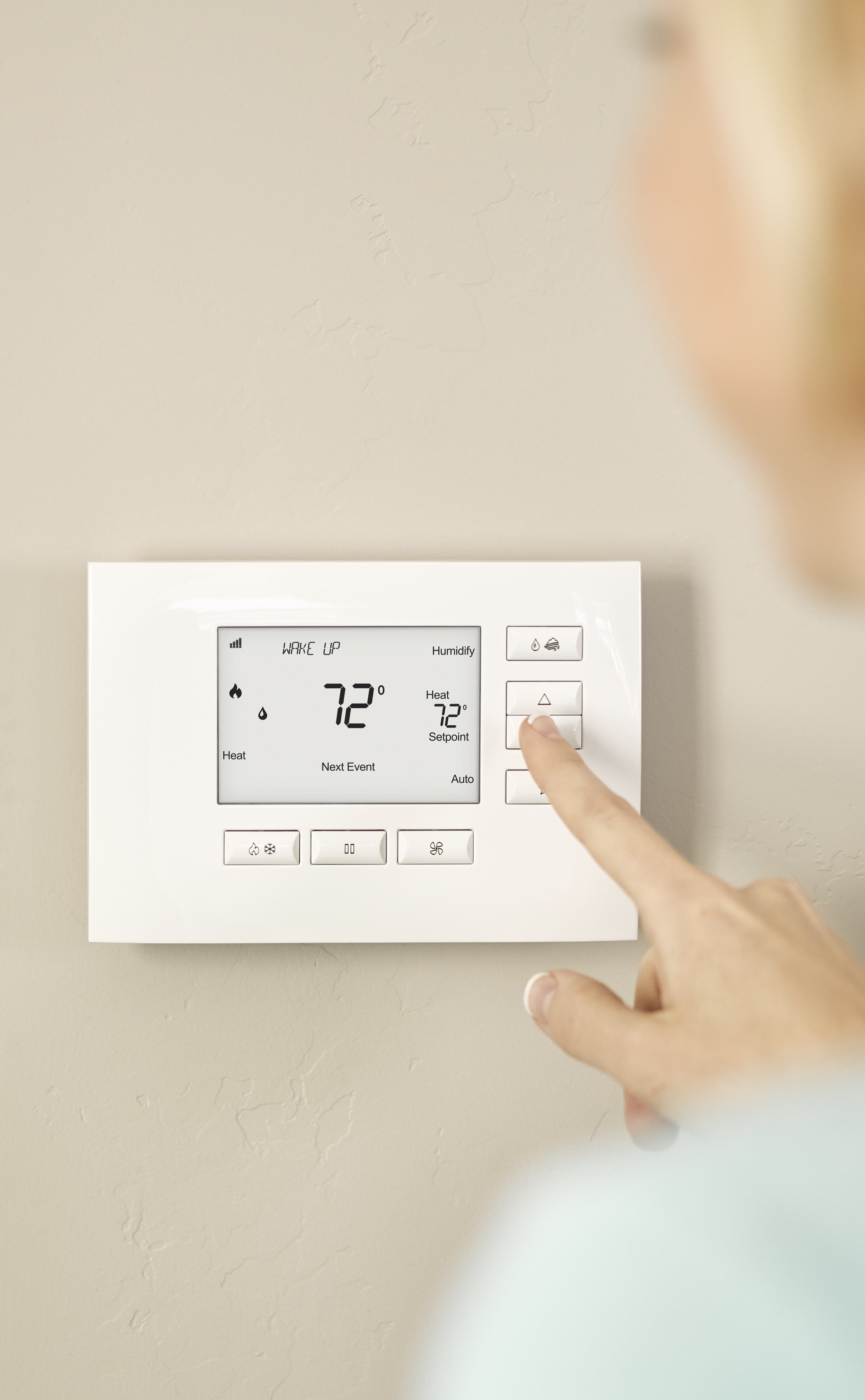 Tablet4 Climate Control2 Phone2 & Control4 Home Automation - Nissen Technologies